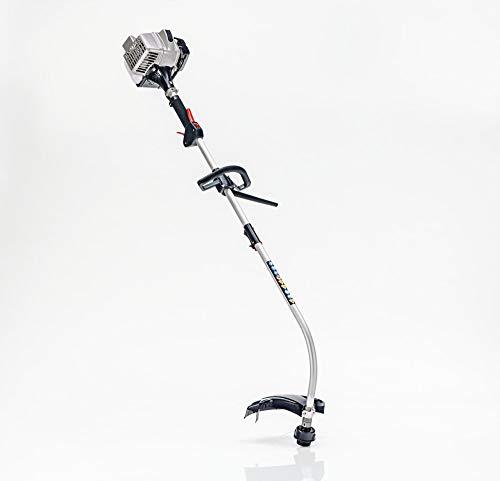 AL-KO - Decespugliatore a scoppio - 23cc, 2tempi, Larghezza di lavoro 41 cm con filo, 25 cm con...