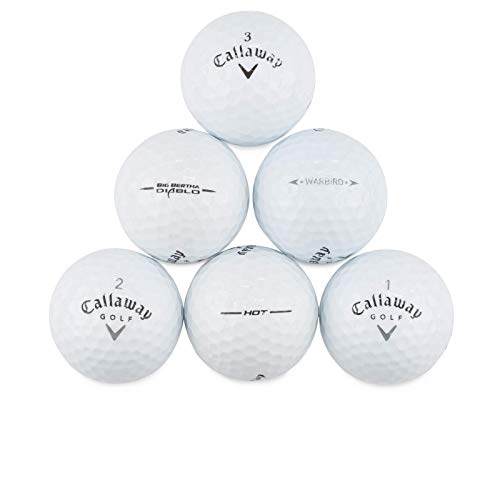Product Image 5: Reload Recycled Golf Balls (24-Pack) of Callaway Golf Balls, One Size, White