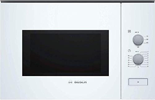 Micro ondes Encastrable Bosch BFL550MW0 - Micro-Ondes Integrable Blanc - 25 litres - 900 W
