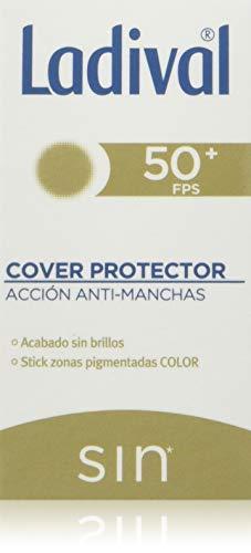 Ladival Stick cover anti-manchas FPS50+ corrige las manchas