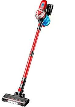 OKP Cordless Vacuum Cleaner 17Kpa Stick Vacuum Cleaner 4 in 1 Lightweight Handheld Vacuum Cleaner Wireless Vacuum Cleaners for Pet Hair Cleaning Home Hardwood Floor Carpet Hard Floor Tile Floors Car
