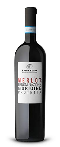 Merlot Doc Lison Pramaggiore 75 Cl S.Osvaldo - Vino Rosso Fermo