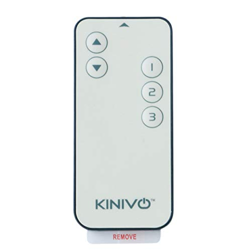 Remote for Kinivo 301BN and Kinivo 350BN 4K HDMI Switches