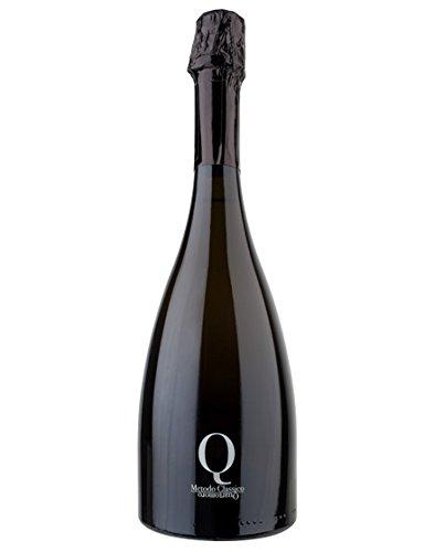 Vino Spumante di Qualit Brut Metodo Classico Q Quartomoro di Sardegna 2012
