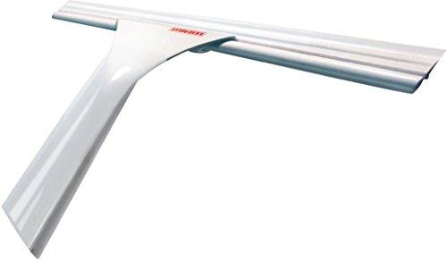 Leifheit Duschkabinenabzieher Cabino, für Wände aus Glas, Acryl, Kacheln oder Fliesen, extra leichter Duschabzieher, Abzieher mit Aufhängeschnur