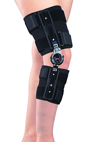 TYNOR ROM Knee Brace (Immobilization at any angle, comfortable)-Universal Size