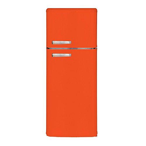 MASTER CLASS240 Frigorifero CLASS240OR 208L con congelatore Classe A+ Colore Arancione, 208 Litri,...