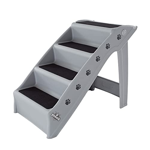 Pet Stairs – Safe and Durable Indoor or Outdoor...