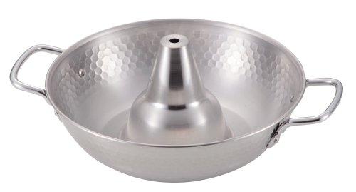 パール金属 日本製 しゃぶしゃぶ鍋 26cm ステンレス製 NEWだんらん H-5879