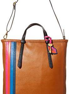 Fossil Women's Camilla Leather Convertible Backpack Purse Handbag 21