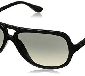 Ray-Ban Rb4162 Aviator Sunglasses Rectangular 38