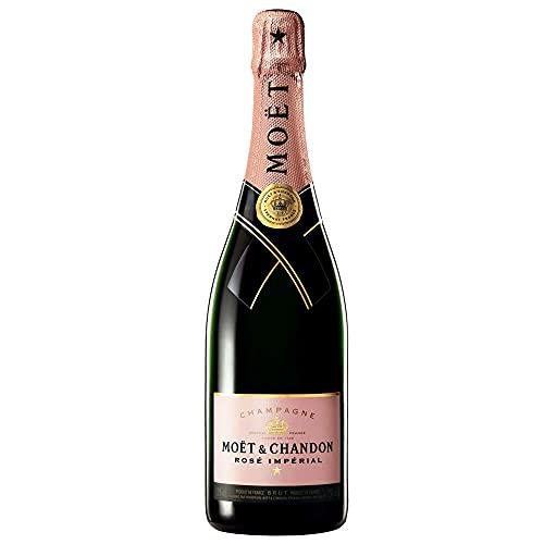Moët & Chandon - Champagne rosado Brut Impérial, 750 ml