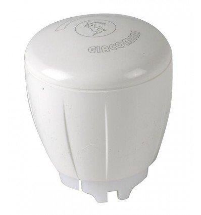 Giacomini - Robinetterie radiateur - Tête manuelle R450TG - GIACOMINI : R450X012