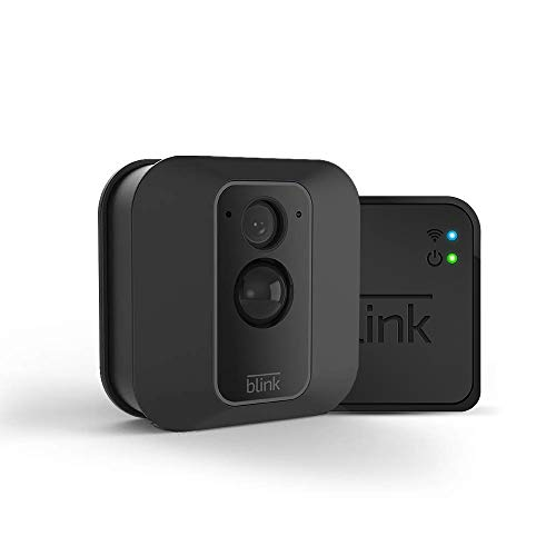 Blink XT2 Outdoor/Indoor Smart Security Camera with cloud storage included, 2-way audio, 2-year battery life  1 camera kit