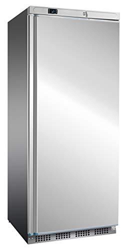 Congelatore in acciaio inox da 600 litri, per frigorifero, congelatore, congelatore, congelatore in...