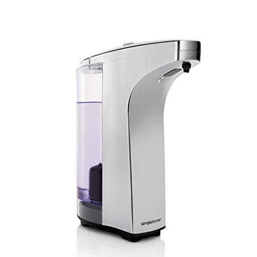 simplehuman 8 oz. Sensor Soap Pump,...