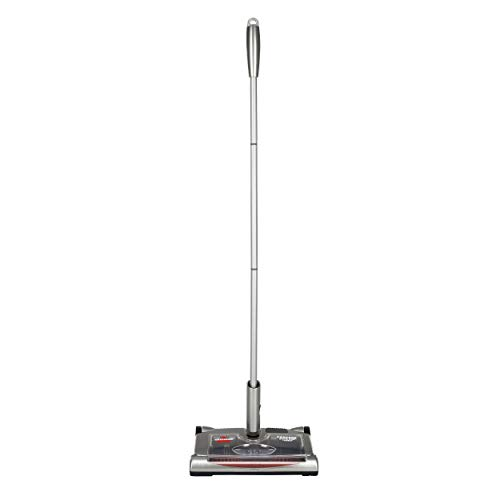 Bissell Perfect Sweep Turbo Rechargeable Carpet Sweeper, 28806, Driftwood