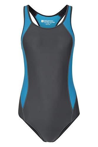Mountain Warehouse Dive, Costume da Bagno da Donna - con Coppe Rimovibili, Design alla Moda, Pratico...