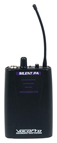 VocoPro Transmitters, 4.00 x 4.00 x 8.00 (SilentPA-TX)