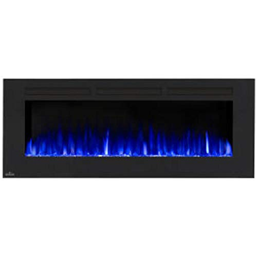 Napoleon NEFL60FH Allure Linear Wall Mount Electric Fireplace, 60'