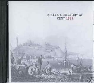 Kelly's Directory of Kent 1882