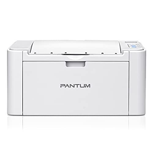 PANTUM P2508W Stampante Laser Wifi Bianco e Nero per Scuola Casa Ufficio Piccolo A4 22 PPM 1200 x 1200 dpi