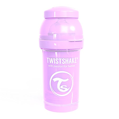 Twistshake Anti-Colic 180ml / 6oz Pastel Purple