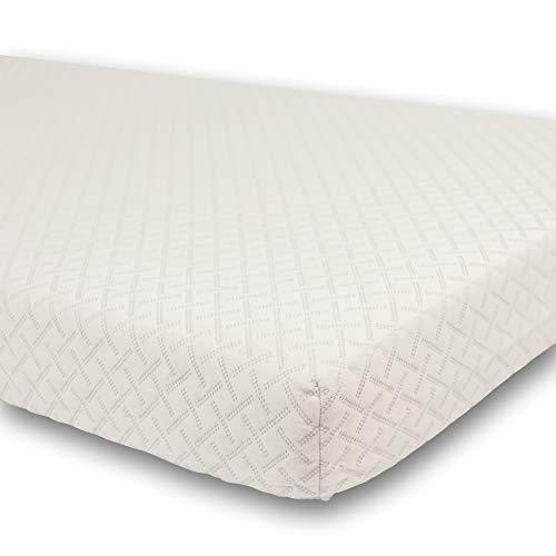 waterproof crib mattress