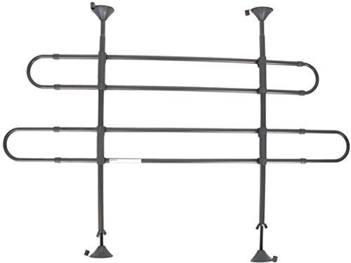 Highland 2004500 Black Universal Pet Barrier, Fully Adjustable Car Organizer