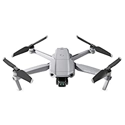 【UP YOUR GAME】: The Mavic Air 2 camera drone takes power and portability to the next level. It combines a powerful camera with intelligent shooting modes for stunning results. Push your imagination to its limits because aerial photography has never b...