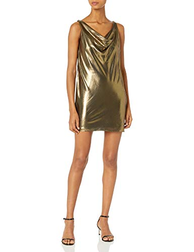 31Z3a0TLOQL Silk cowl maxi dress Adjustable straps, invisible back zipper
