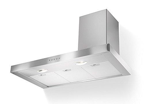 Faber - Cappa a parete STILO DX/SP finitura acciaio inox da 120cm