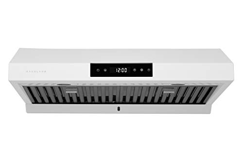 """Chef 30"""" PS18 Under Cabinet Range Hood, Stainless Steel"""