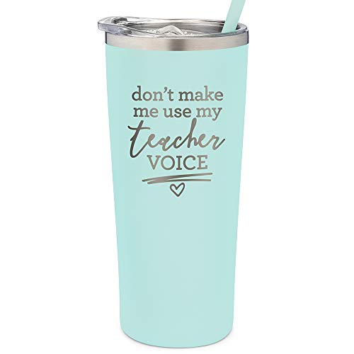 SassyCups Funny Teacher Tumbler | Don't Make Me Use My...