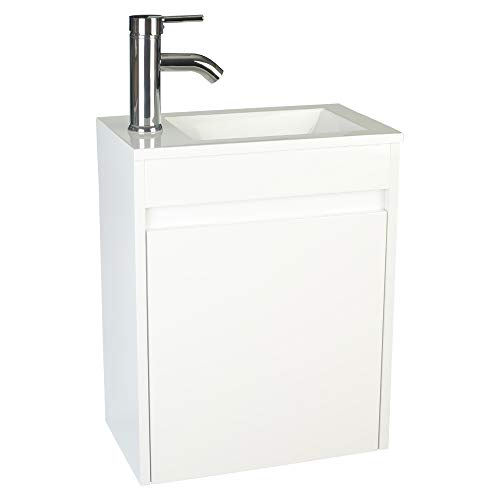 31Zk22PiEwL - Best Corner Bathroom Vanity For Small Spaces