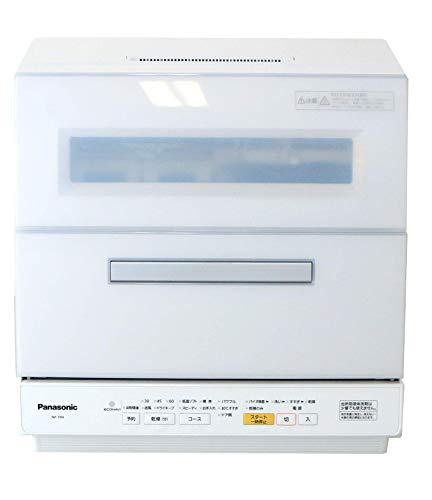 パナソニック 食器洗い乾燥機酵素の力を引き出し、汚れを分解「バイオパワー除菌」 (ホワイト) (NPTR9W) ホ...