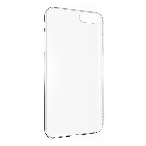 iBUFFALO iPhone6 Plus イージーハードケース 保護フィルム付 クリア BSIP14LCHCR 【着脱簡単割れにくい 何もつけていないような透明感 クラリティ採用 】