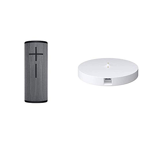 Ultimate Ears MEGABOOM 3 Wireless Bluetooth Speaker with Power UP Charging Dock