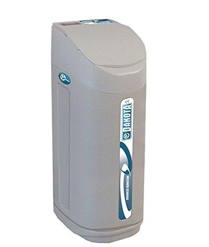 Addolcitore Acqua Decalcificatore Domestico Dakota ForHome per 7/10 persone, 30 lt. Resina con By-pass, rigen.Volume/Tempo Automatica.