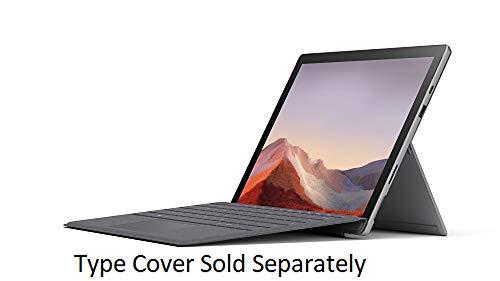 "Microsoft Surface Pro 7 12.3"" Tablet (Platinum) - Intel 10th Gen Quad Core i5, 8GB RAM, 128GB SSD, Windows 10 Home, 2019 Edition"