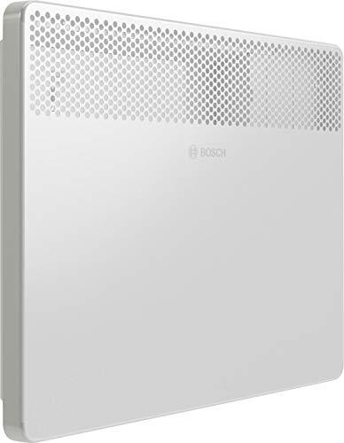 Bosch Elektrischer Konvektor Heat Convector 4000, HC 4000-15, 1500W, Elektro-Heizung, Wandmontage, elektronischer Regler, LED-Anzeige, Wochenprogramm