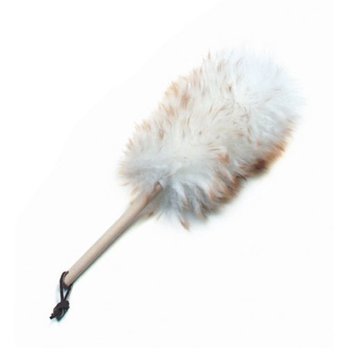 Norpro Pure Lambswool Duster, 12""