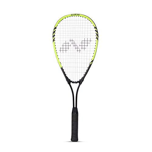 NIVIA Attack-Ti Squash Racquet (Green/Black)