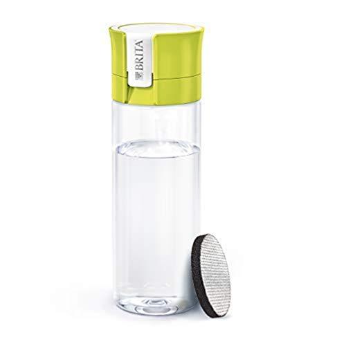 BRITA Wasserfilter-Flasche / Praktische Trinkflasche...