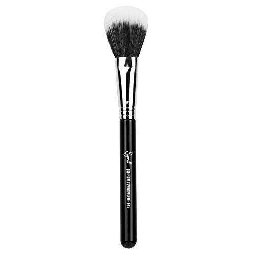 Sigma Beauty - F15 Duo Fibre Powder/Brush / Brocha fibra dúo para polvos/colorete