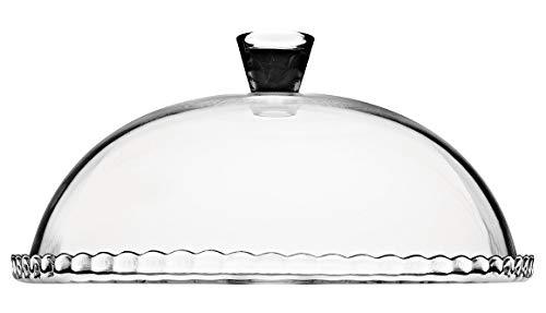 Dajar Tortenplatte mit Haube Patisserie 95198, Höhe ~13 cm, Ø 32 cm