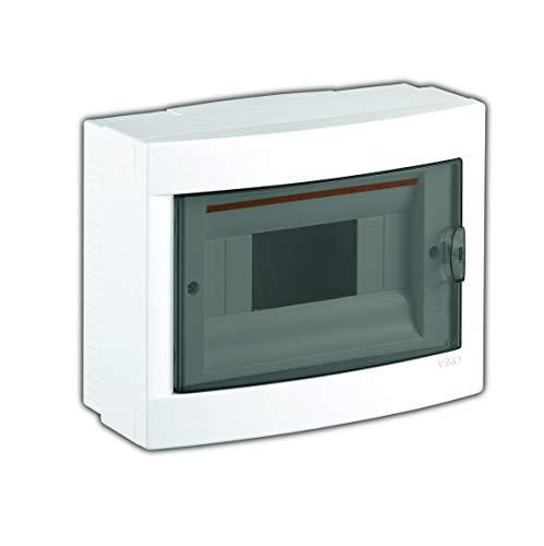Verteilerschrank C125VK-90918108, weiß