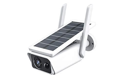 Cámara con sensor de movimiento SD infrarrojo 2MPX con panel solar wifi ABQ-Q1