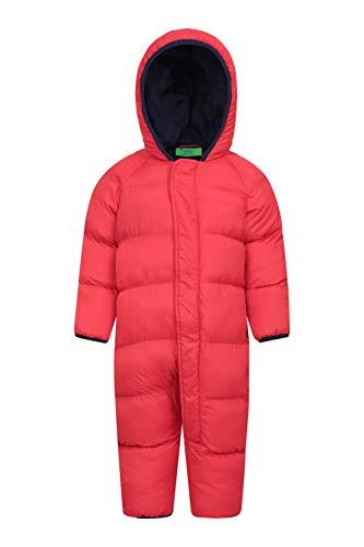Mountain Warehouse Giubbotto Imbottito Junior Frosty Rosso 12-18 Mesi