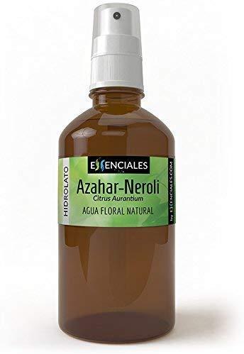 Essenciales - Hidrolato de Agua Floral de Azahar Neroli, 100